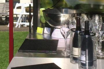 mobiele wijnbar voor je tuinfeest